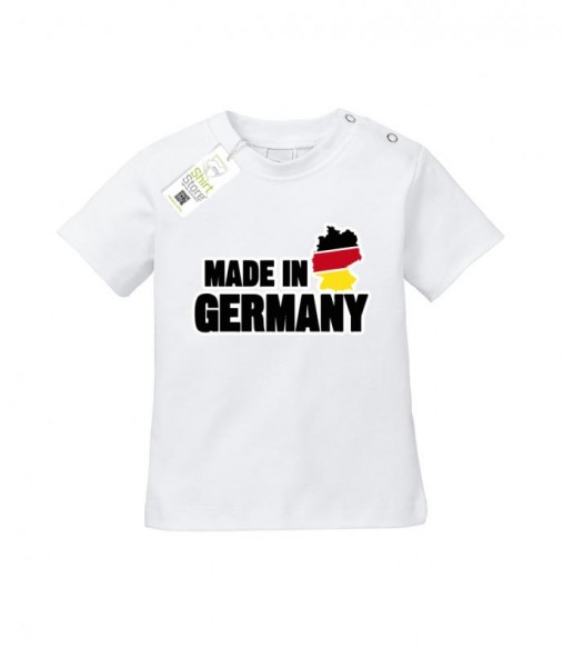 Made in Germany - EM WM - Fan - Baby T-Shirt