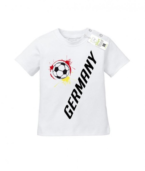 Deutschland Germany - Style - EM WM - Baby T-Shirt