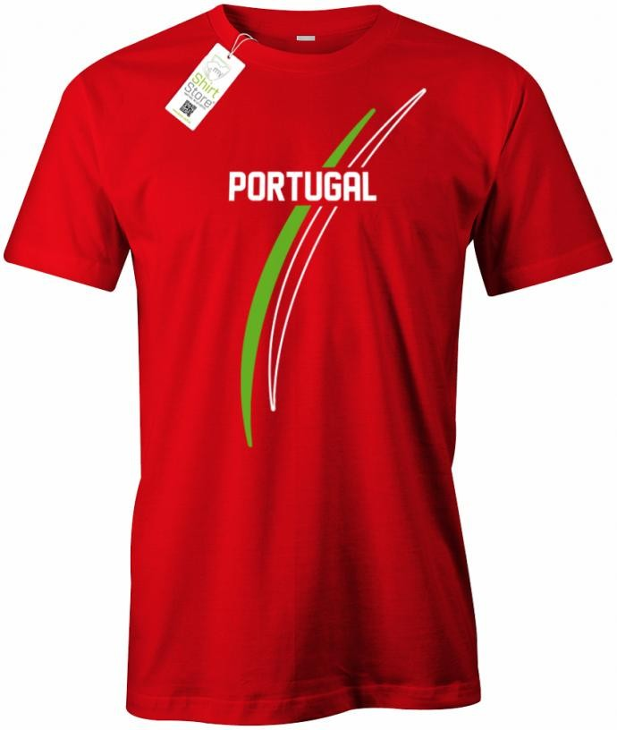 Portugal - Herren Fan T-Shirt