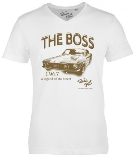 The Boss - 1967 a legend of the street - Fulima - Herren T-Shirt