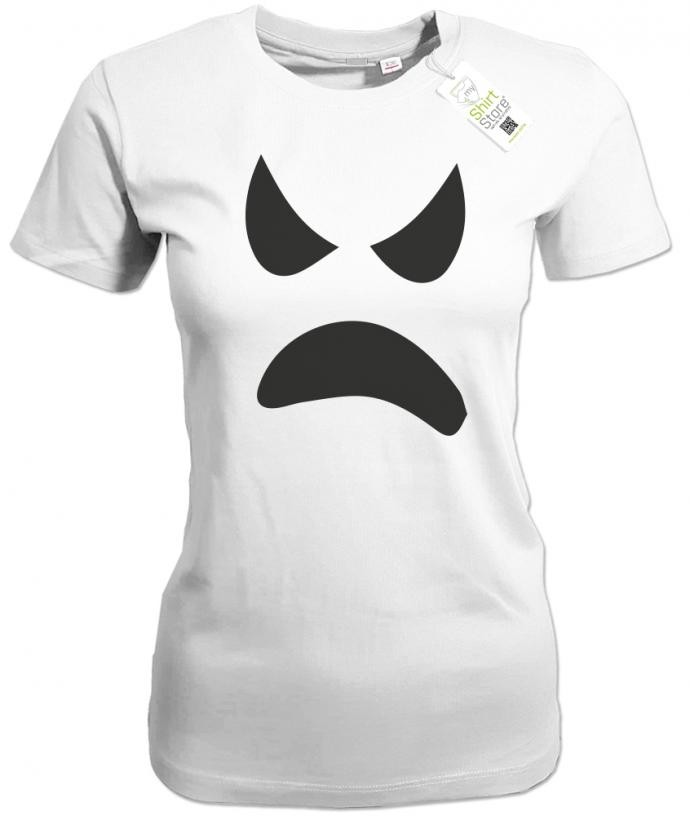 Boo Ghost - Geist - Halloween - Damen T-Shirt