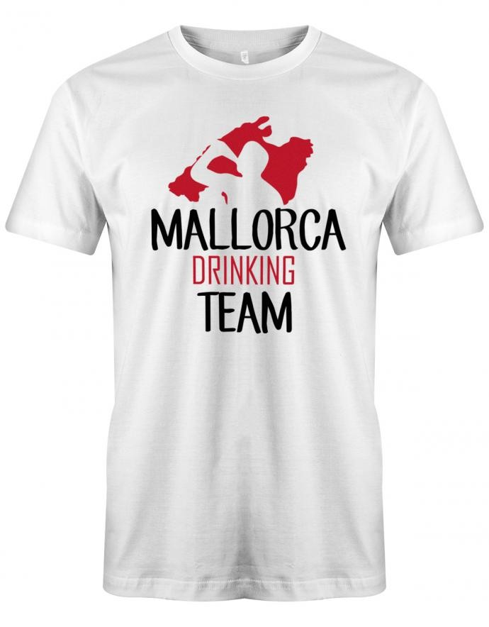 Mallorca drinking Team - Herren T-Shirt