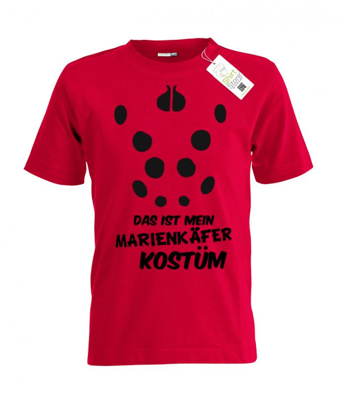 mein marienk fer kost m fasching karneval kinder t shirt. Black Bedroom Furniture Sets. Home Design Ideas